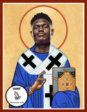 Zion Williamson Duke Basketball Saint Celebrity Prayer Candle Gift