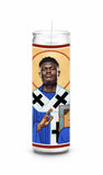 Zion Williamson Duke Blue Devils Basketball Saint Celebrity Prayer Candle