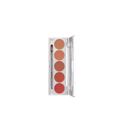 KRYOLAN LIP ROUGE SET 5 COLORS