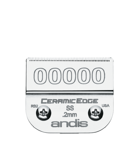 ANDIS CeramicEdge Detachable Blade, Size 00000