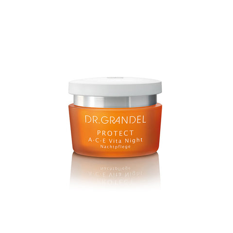 DR.GRANDEL A C E Vita Night Rich night cream