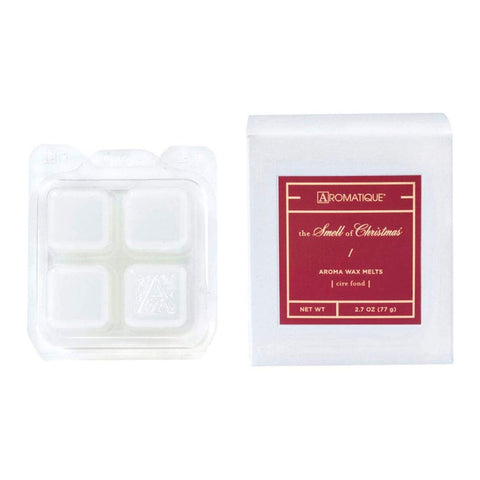 AROMATIQUE THE SMELL OF CHRISTMAS AROMA WAX MELTS TRAY