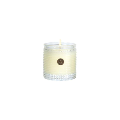 AROMATIQUE ORANGE AND EVERGREEN CANDLE