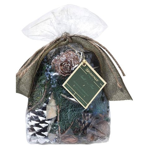 AROMATIQUE SMELL OF THE TREE POTPOURRI DECORATIVE FRAGRANCE BAG