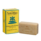 THE NAKED BEE Orange Blossom Honey Bar Soap