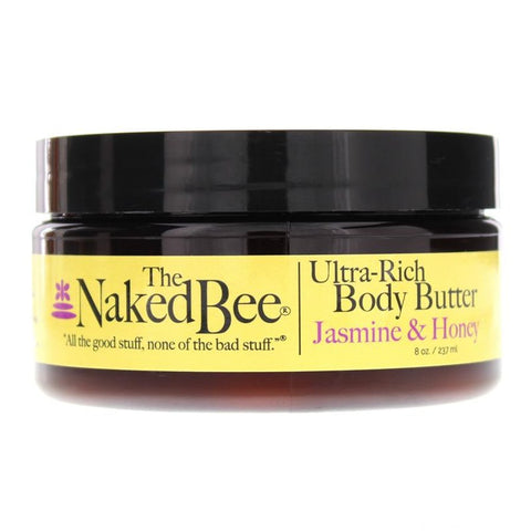THE NAKED BEE Jasmine & Honey Body Butter