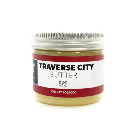DETROIT GROOMING CO BEARD BUTTER - TRAVERSE CITY