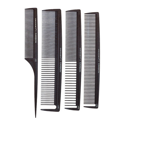 CRICKET CARBON COMB STYLIST 4-PACK