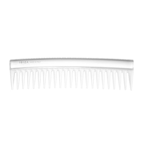 IBIZA HAIR Detangling Comb – Large Transparent