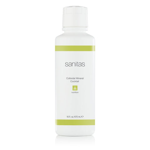 SANITAS Skincare Colloidal Mineral Cocktail