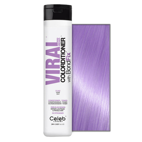 CELEB LUXURY VIRAL COLORDITIONER LILAC WITH BONDFIX
