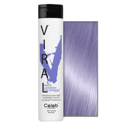 CELEB LUXURY VIRAL COLORWASH PASTEL LAVANDER
