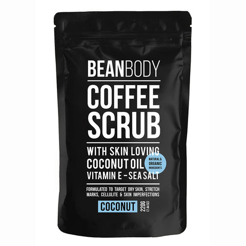 BEAN BODY COCONUT COFFEE SCRUB