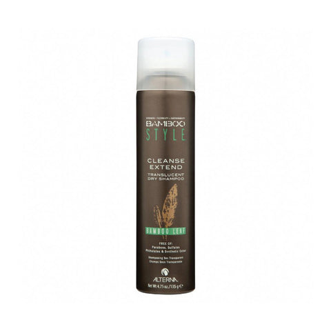 ALTERNA HAIRCARE BAMBOO CLEANSE EXTEND TRANSLUCENT DRY SHAMPOO – BAMBOO LEAF