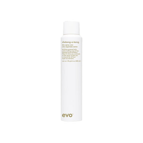 EVO Shebang-a-Bang Dry Spray Wax