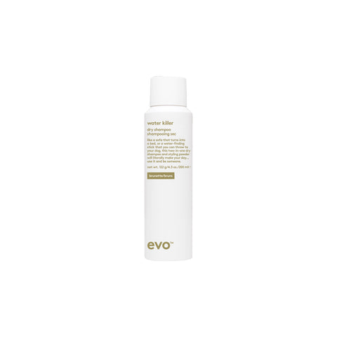 EVO Water Killer Brunette Dry Shampoo