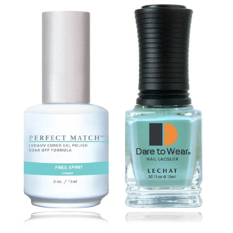 LECHAT Perfect Match Free Spirit Bloom Gel Polish & Nail Lacquer