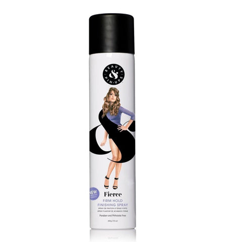 BEAUTY & PIN-UPS FIERCE FIRM HOLD FINISHING SPRAY