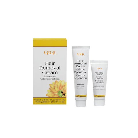 GIGI HAIR REMOVAL CREAM FOR THE FACE