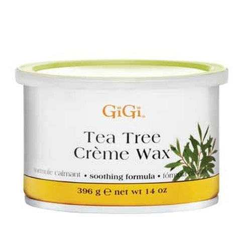 GIGI TEA TREE CRÈME WAX