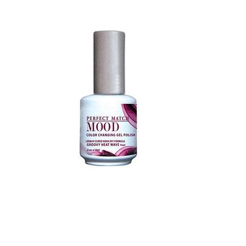 LECHAT PERFECT MATCH MOOD GEL - GROOVY HEAT WAVE