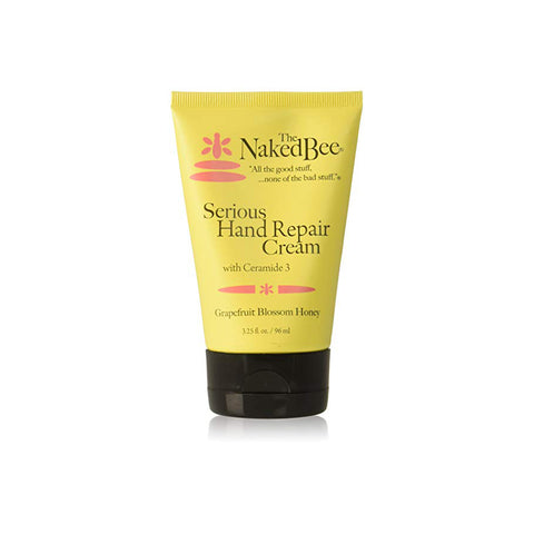 THE NAKED BEE Grapefruit Blossom Honey Serious Hand Repair Cream