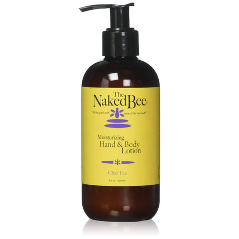 THE NAKED BEE Chai Tea Lotion
