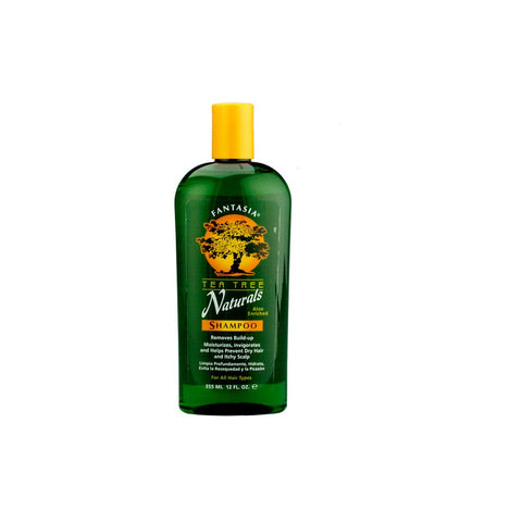 IC FANTASIA TEA TREE NATURALS SHAMPOO