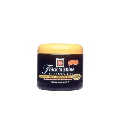 IC FANTASIA THICK 'N SHINE STYLING GEL