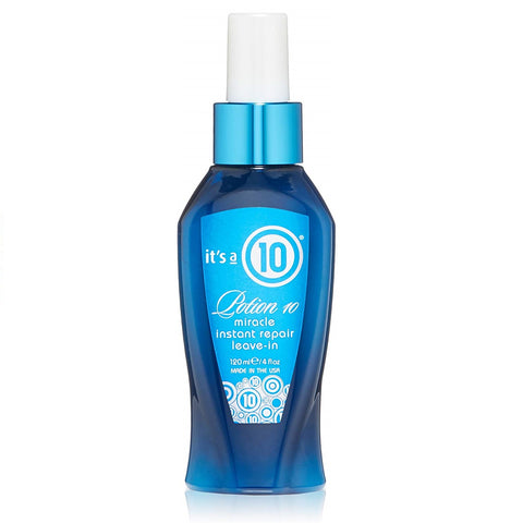 IT'S A 10 POTION 10 MIRACLE INSTANT REPAIR LEAVE-IN CONDITIONER