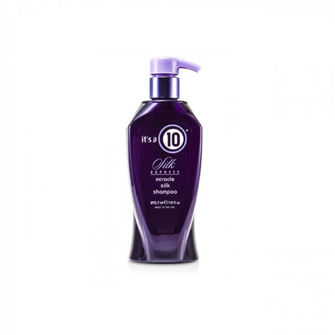 IT'S A 10 SILK EXPRESS MIRACLE SILK DAILY SHAMPOO