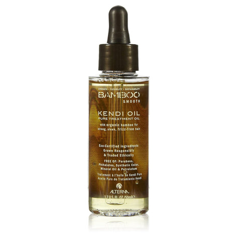 ALTERNA HAIRCARE BAMBOO SMOOTH KENDI PURE TREATMENT OIL
