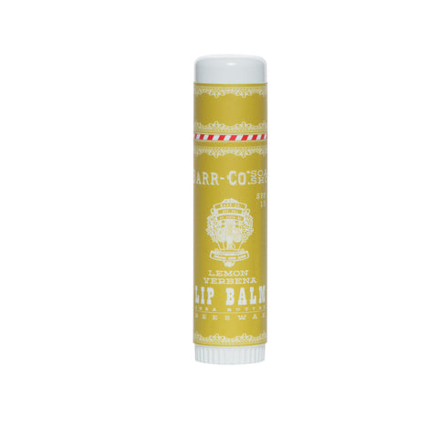 BARR-CO. LEMON VERBENA LIP BALM
