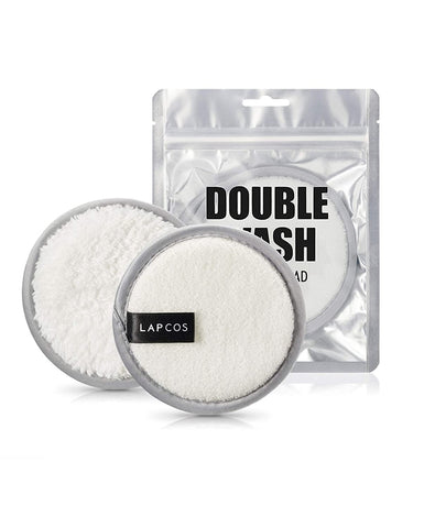 LAPCOS DOUBLE WASH CLEANSING PAD