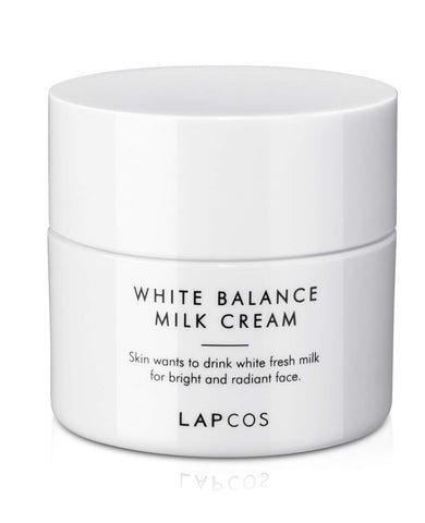 LAPCOS WHITE BALANCE MILK CREAM