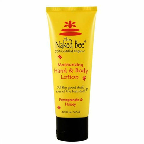 THE NAKED BEE Pomegranate & Honey Lotion