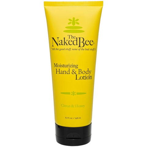 THE NAKED BEE Citron & Honey Lotion