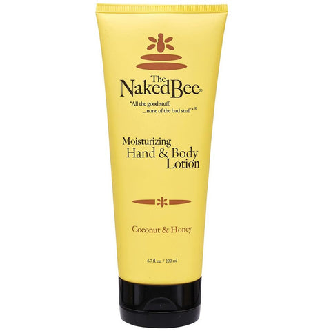 THE NAKED BEE Coconut & Honey Lotion