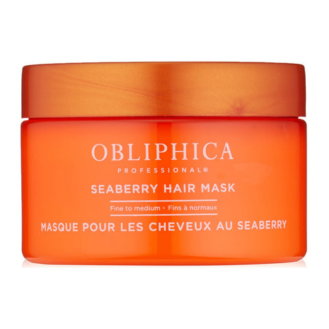 OBLIPHICA PROFESSIONAL Seaberry Mask Fine to Medium