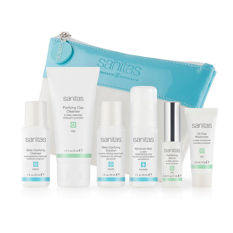 SANITAS Skincare Normal System Kit
