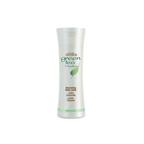 BODY DRENCH NOURISHING BODY LOTION GREEN TEA + BAMBOO