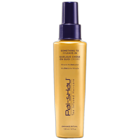 PAI-SHAU SOMETHING TO BELEAVE-IN