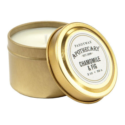 PADDYWAX APOTHECARY CANDLE - CHAMOMILE FIG