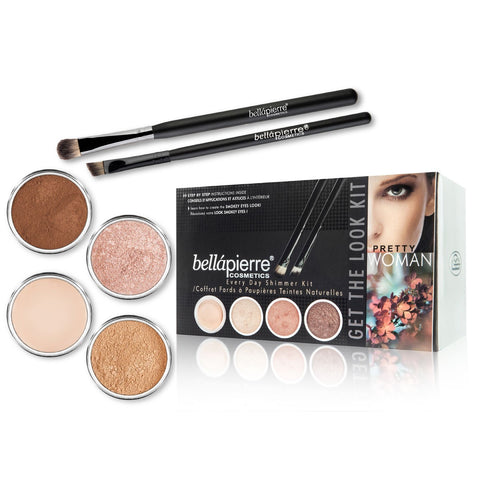 BELLAPIERRE COSMETICS Get the Look kits - Pretty Woman