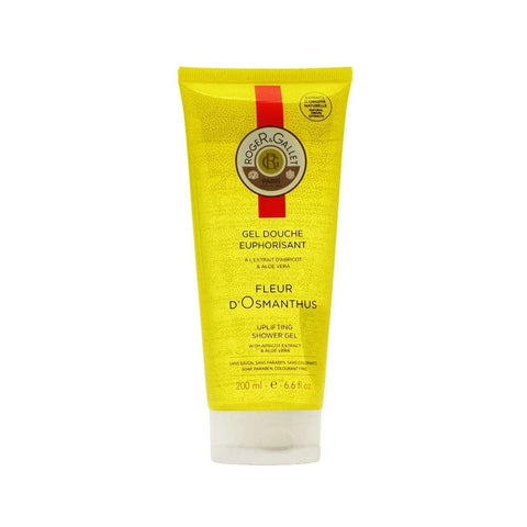 ROGER & GALLET - FLEUR D'OSMANTHUS - UPLIFTING SHOWER GEL
