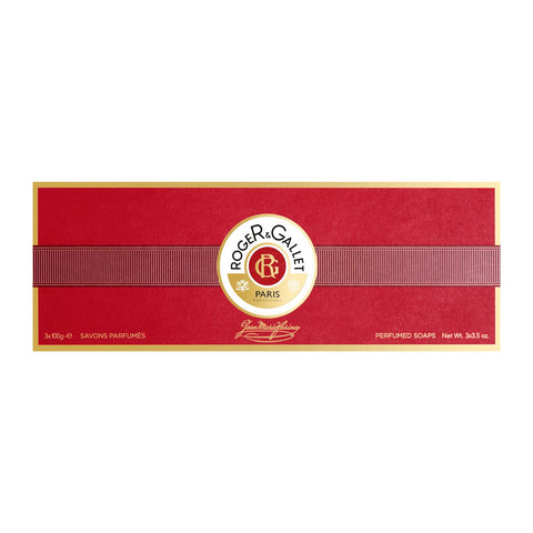 ROGER & GALLET - JEAN MARIE FARINA - BOX OF SOAPS