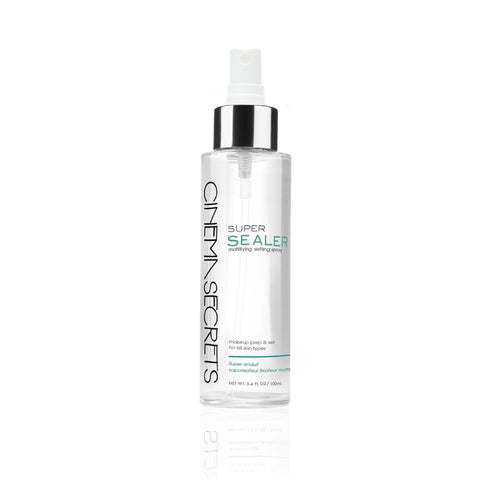 CINEMA SECRETS SUPER SEALER MATIFYING SETTING SPRAY