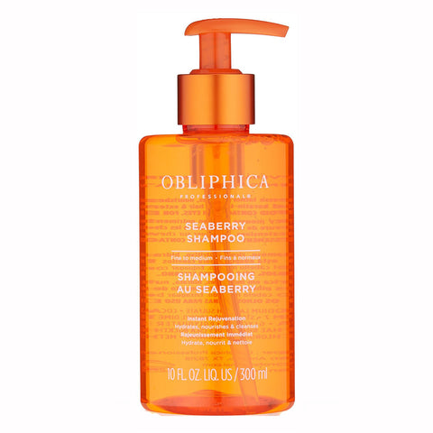 OBLIPHICA PROFESSIONAL Seaberry Shampoo Fine to Medium