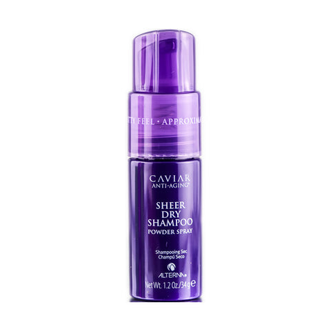 ALTERNA HAIRCARE CAVIAR SHEER DRY SHAMPOO