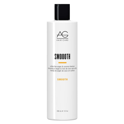 AG HAIR SMOOOTH Sulfate-Free Argan & Coconut Shampoo
